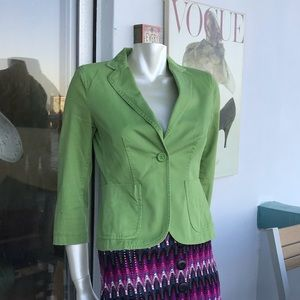 J.Crew Blazer in Green